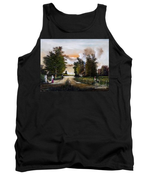 Passing The Time Tank Top