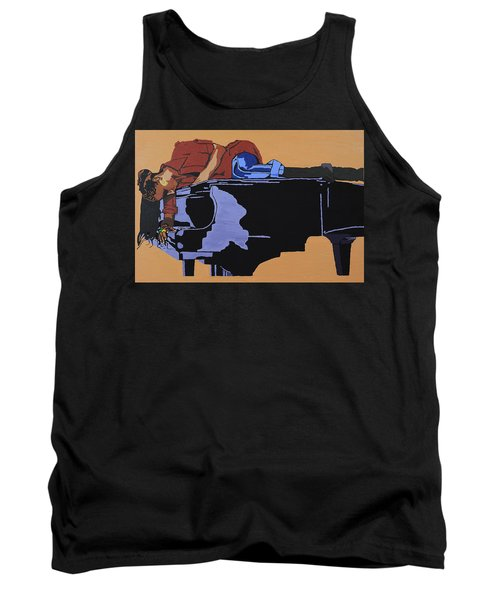 Piano And I Tank Top