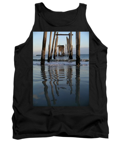 Pier Reflections Tank Top