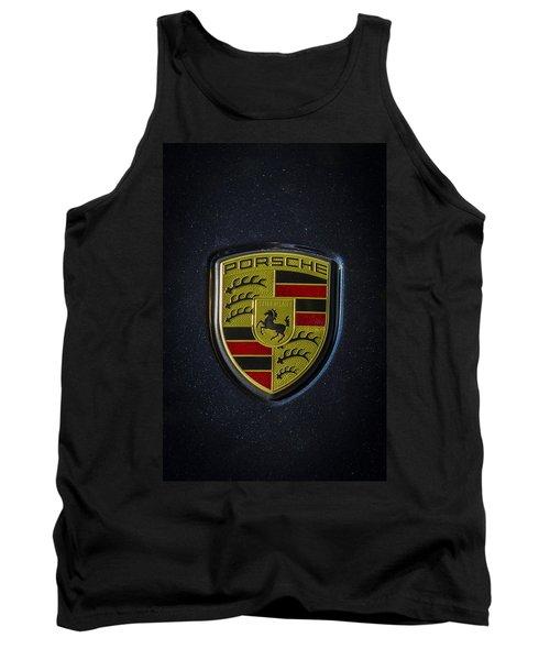 Porsche Logo Tank Top