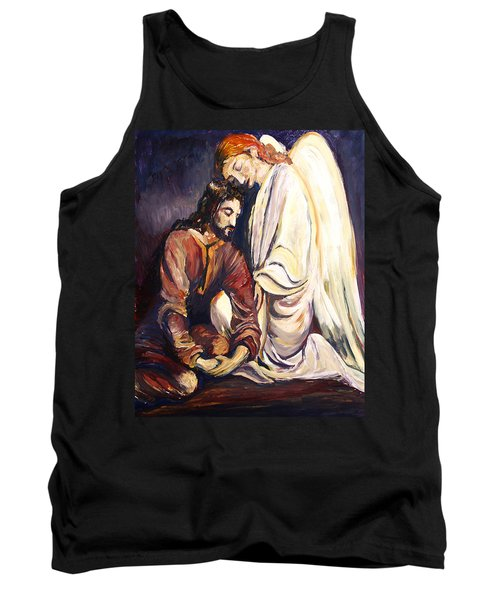 Agony In The Garden Tank Top