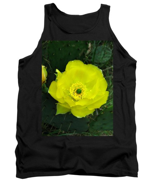 Prickly Pear Cactus Tank Top