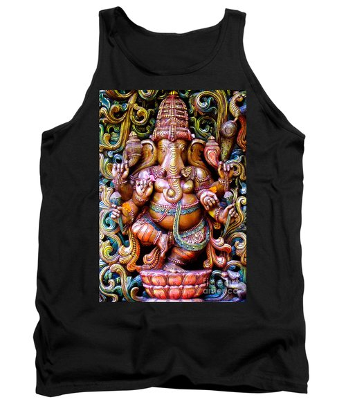 Remover Of Obstacles Tank Top