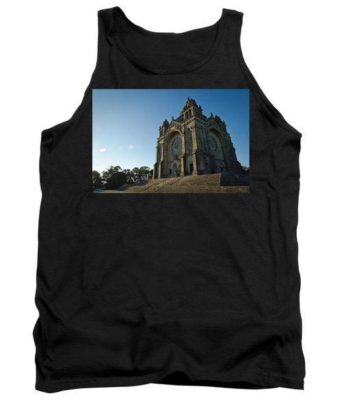 Santuario Do Sagrado Coracao De Jesus Tank Top