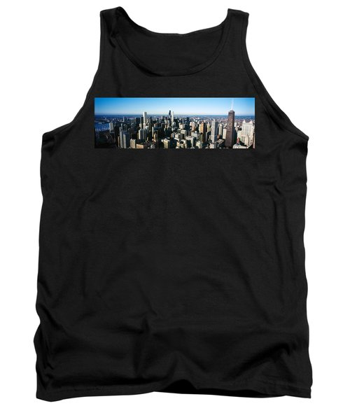 Skyscrapers In A City, Hancock Tank Top