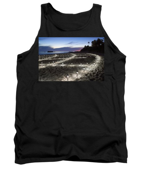Stars On The Sand Tank Top