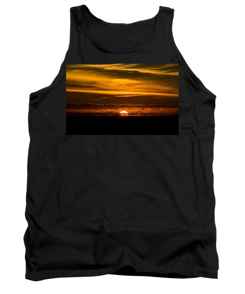 Sunset Clouds Tank Top