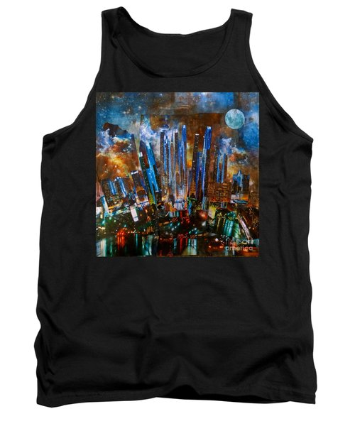 The City Tank Top
