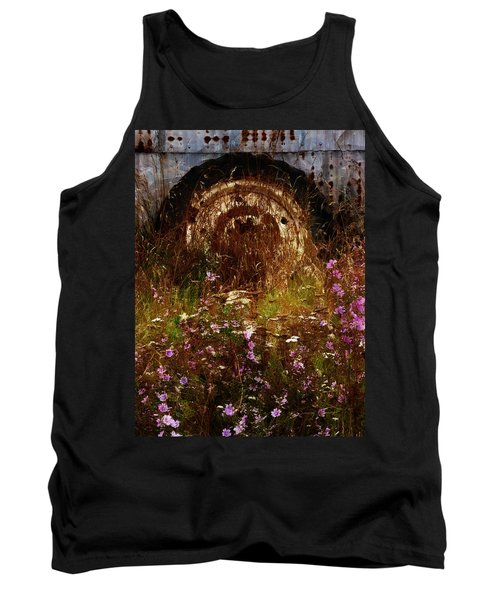 The Spare Wheel  Tank Top by Steve Taylor