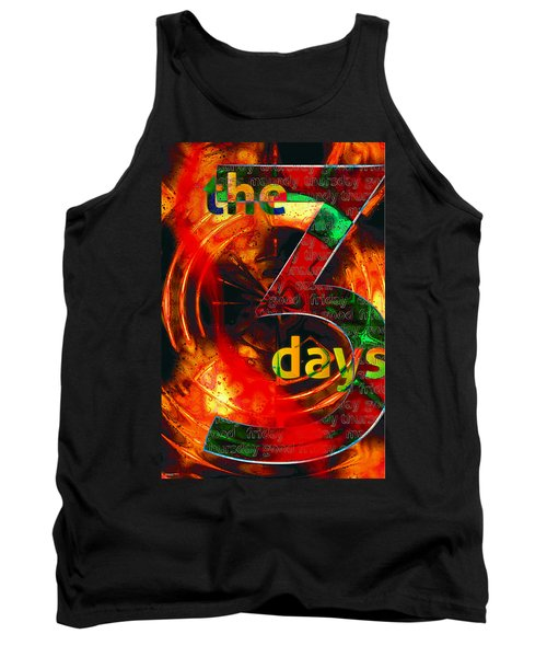 The Three Days Tank Top