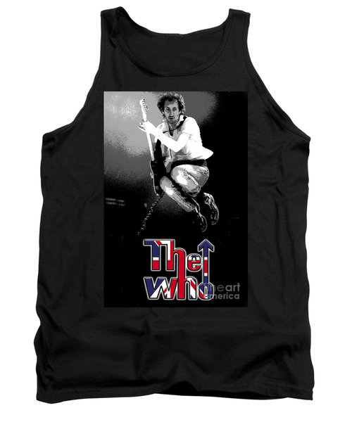 The Who Tank Top by Doc Braham