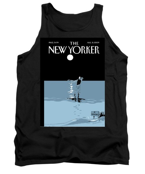 New Yorker August 31st, 2009 Tank Top