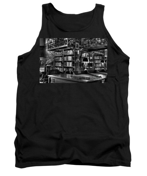 Uris Library Cornell University Tank Top