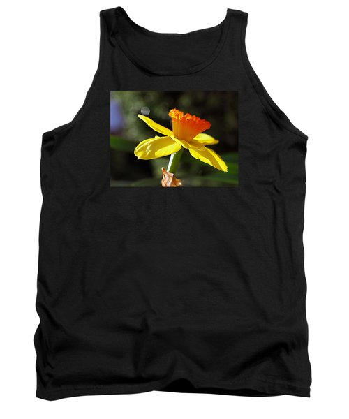 Tank Top featuring the photograph Wide Open by Joe Schofield
