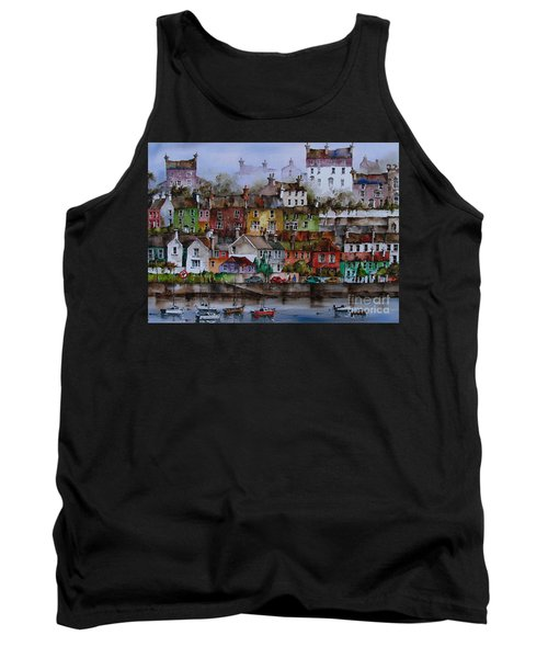 107 Windows Of Kinsale Co Cork Tank Top
