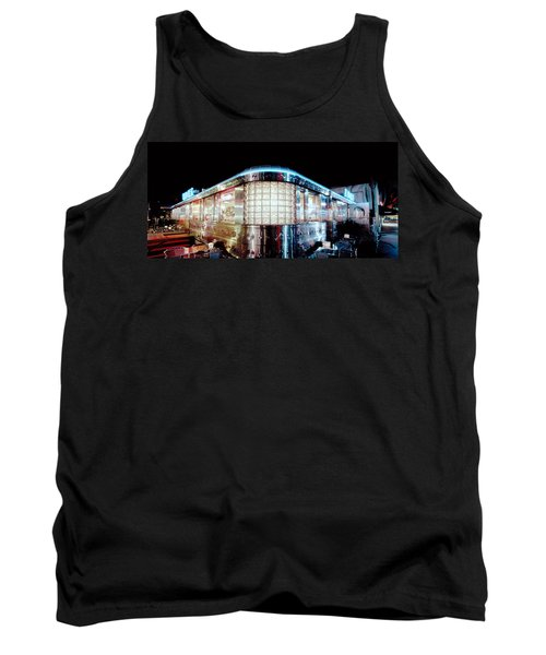 11th Street Diner Tank Top