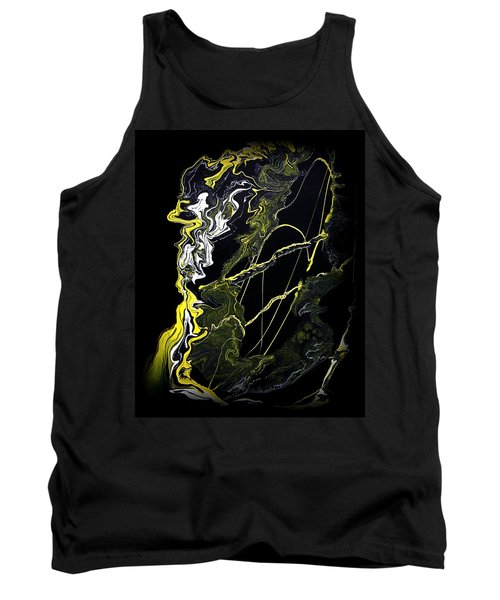 Abstract 21 Tank Top