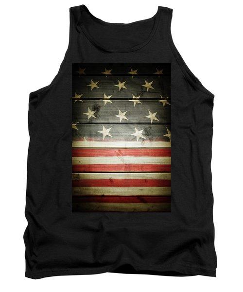American Flag 58 Tank Top