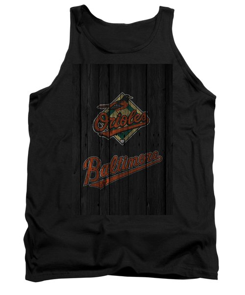 Baltimore Orioles Tank Top