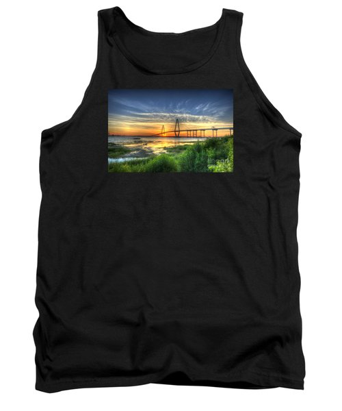 Lowcountry Sunset Tank Top