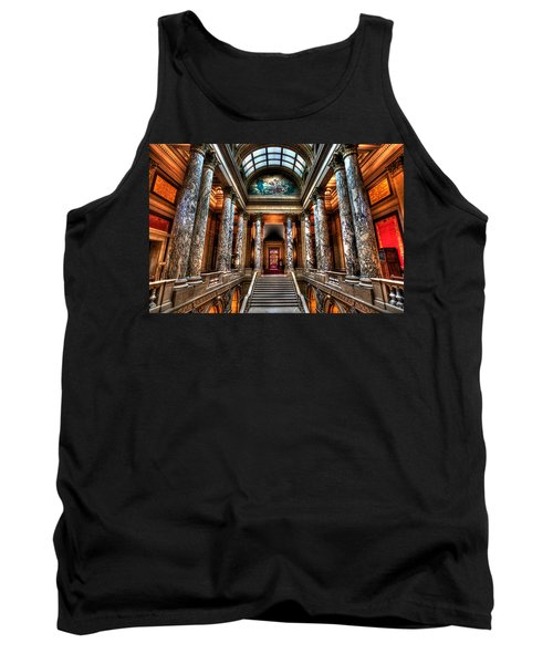 Minnesota State Capitol  Tank Top by Amanda Stadther