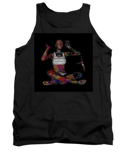 The Future Of Psychedelic Society Tank Top