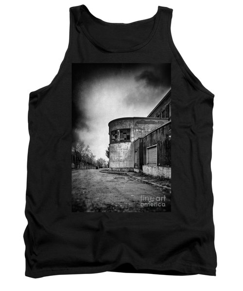 Abandoned Sanatorium Tank Top