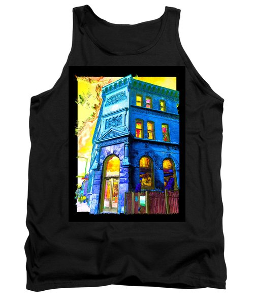 18th And Canal Tank Top