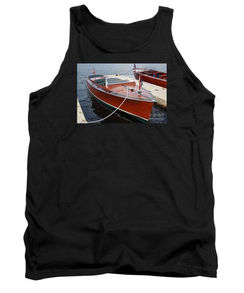 1930 Chris Craft Tank Top
