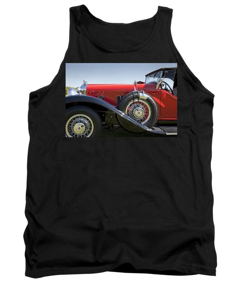 1932 Stutz Bearcat Dv32 Tank Top