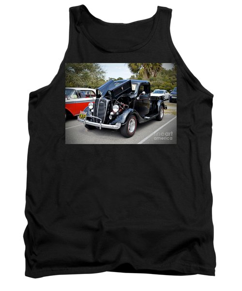 1937 Ford Pick Up Tank Top