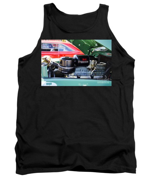 Tank Top featuring the photograph 1948 Nash Super Six by Paul Mashburn