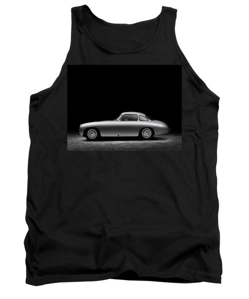 Tank Top featuring the photograph 1952 Mercedes 300 Sl  by Gianfranco Weiss