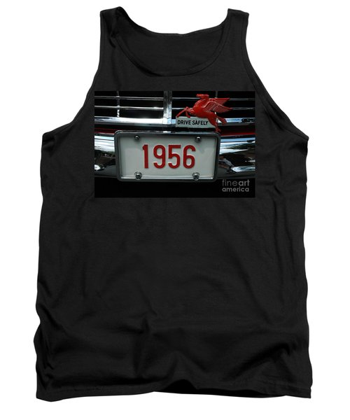 Tank Top featuring the photograph 1956 by Christiane Hellner-OBrien