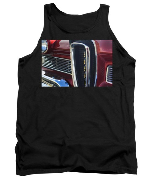 1958 Edsel Pacer Grille 2 Tank Top