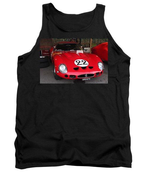 1962 Ferrari Gto Tank Top