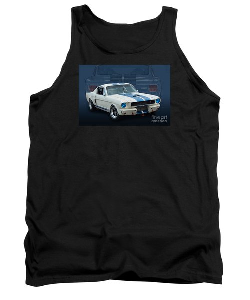 1966 Shelby Gt350 Tank Top