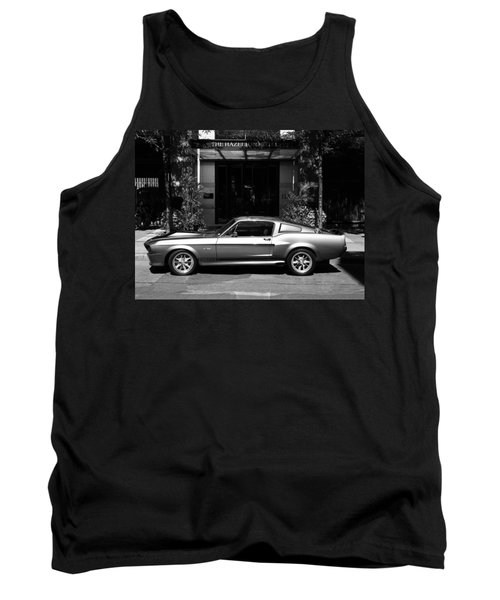 1967 Shelby Mustang B Tank Top by Andrew Fare