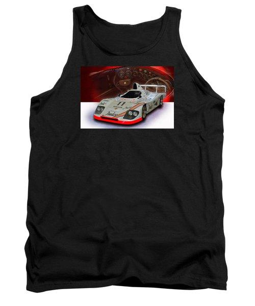 1981 Porsche 936/81 Spyder Tank Top