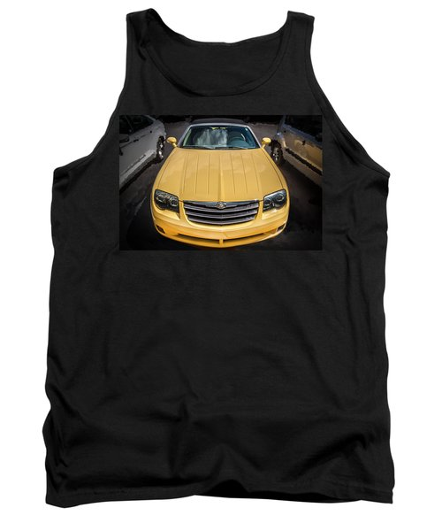2008 Chrysler Crossfire Convertible  Tank Top