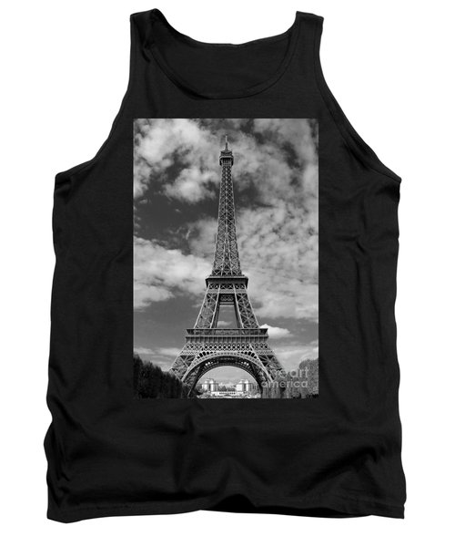 Architectural Standout Bw Tank Top