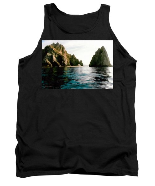 Archway At Cabo Tank Top