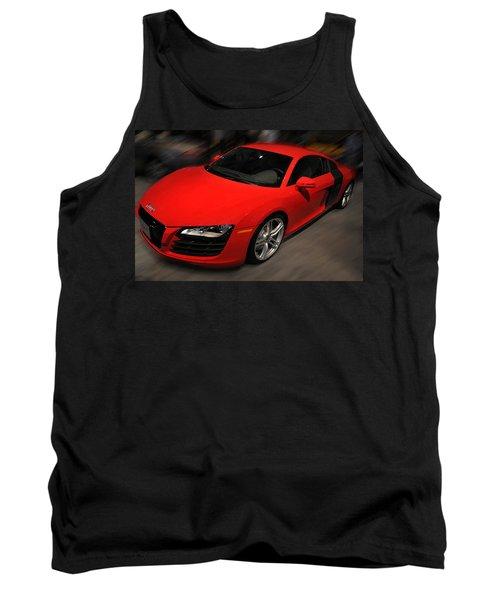 Audi R8 Tank Top