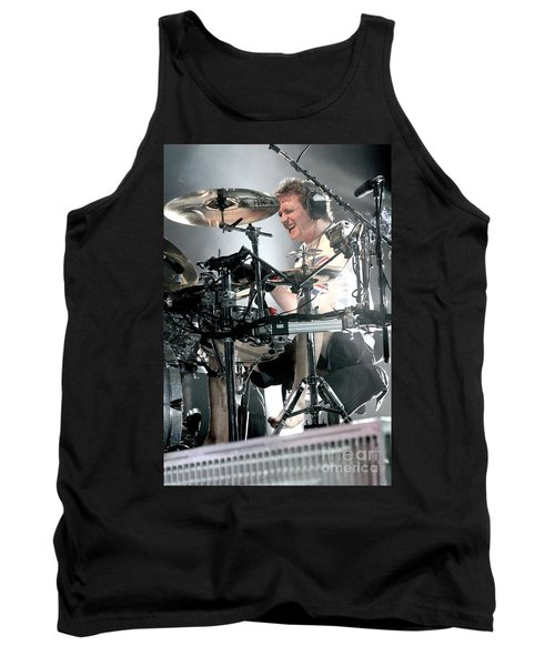 Def Leppard Tank Top by Concert Photos
