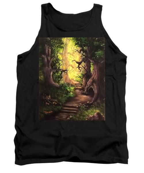 Druid Forest Tank Top