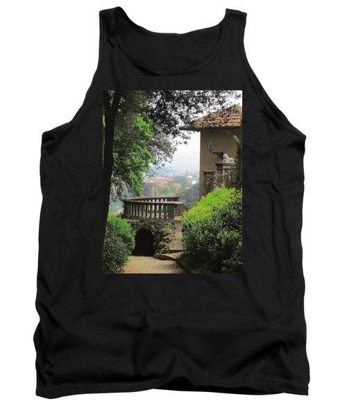 Garden View Tank Top