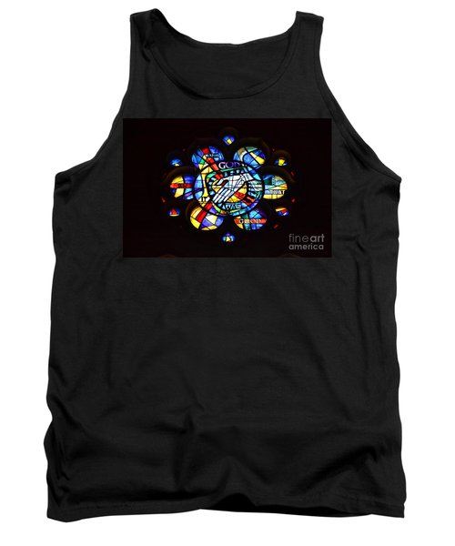 Grace Cathedral Tank Top