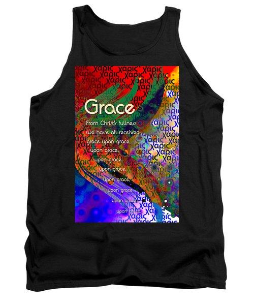 Grace Tank Top by Chuck Mountain