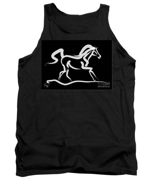 Horse-runner Tank Top