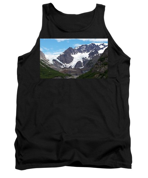 Tank Top featuring the photograph Ice And Snow by Aimee L Maher Photography and Art Visit ALMGallerydotcom